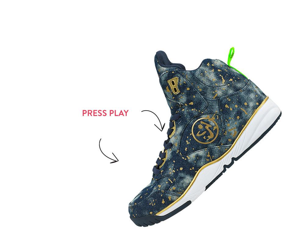 Les Femmes Zumba Chaussures De Fitness Boom De L'énergie Zumba 7DlByqklf