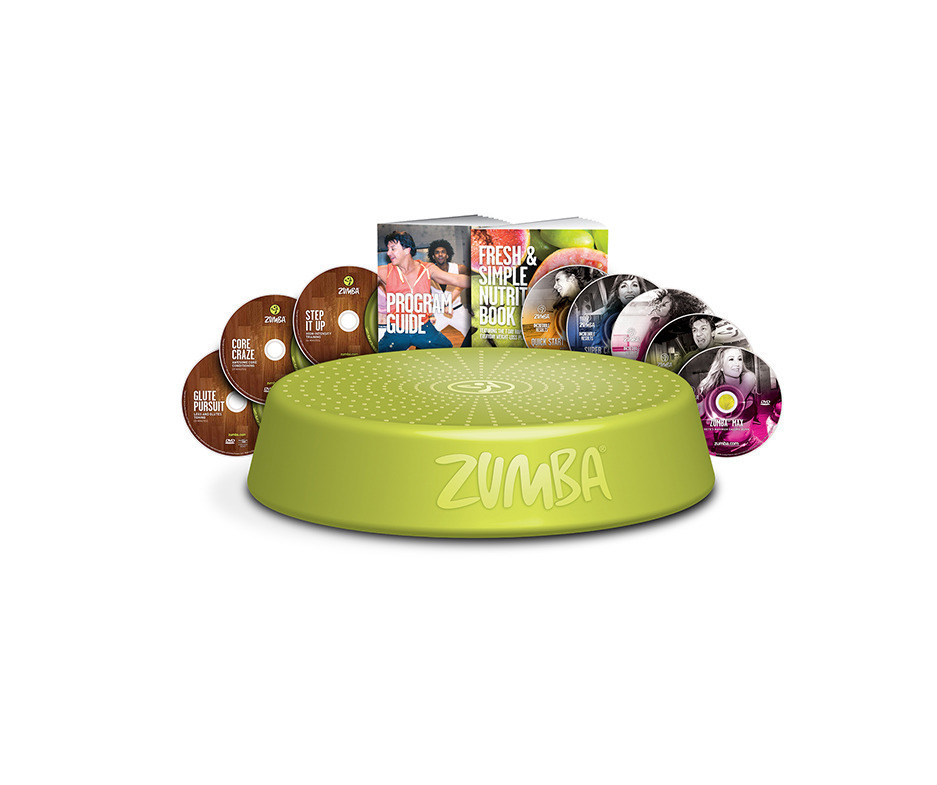 zumba incredible results dvd free