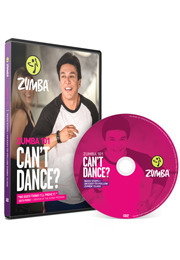 Zumba 101 - Can't Dance DVD product image