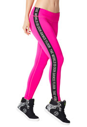 Da Bass Ankle Leggings