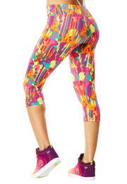 Amazon Perfect Capri Leggings   Zumba Fitness Shop