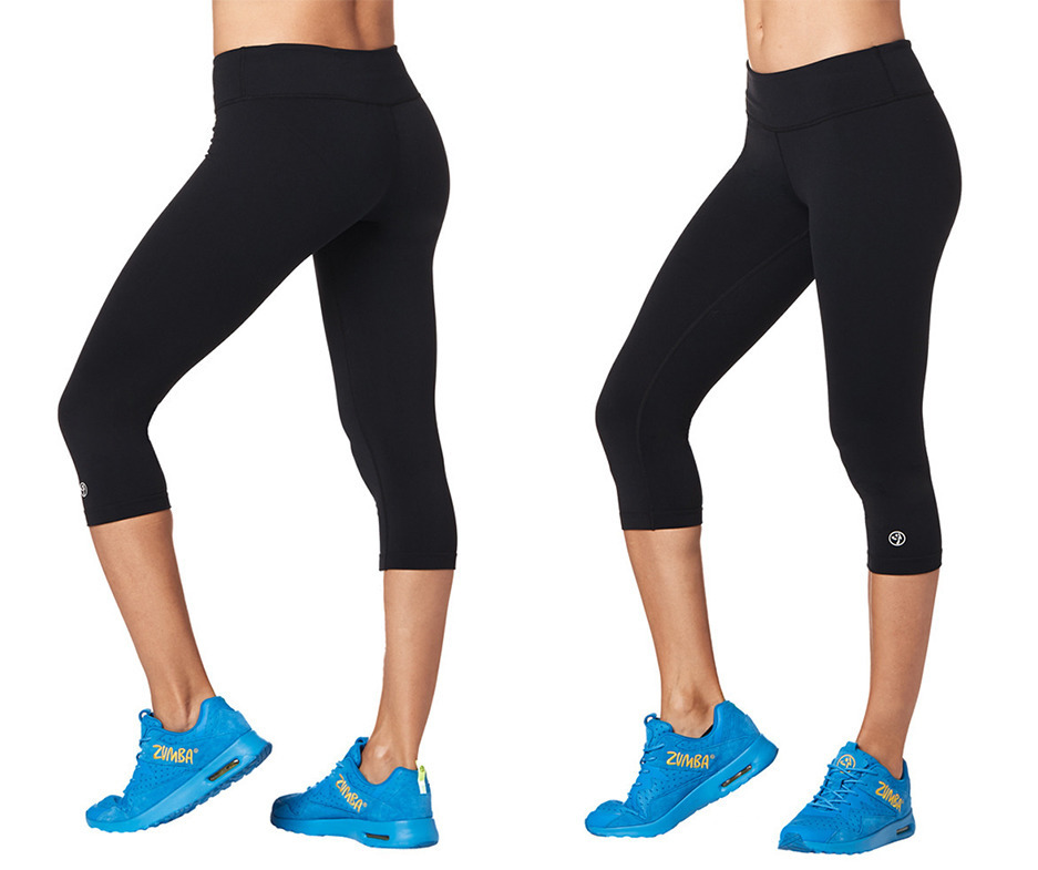 Perfect Capri Leggings Toko Zumba Fitness