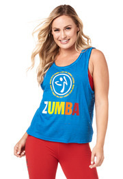 Zumba Made With Love Loose Tank product image