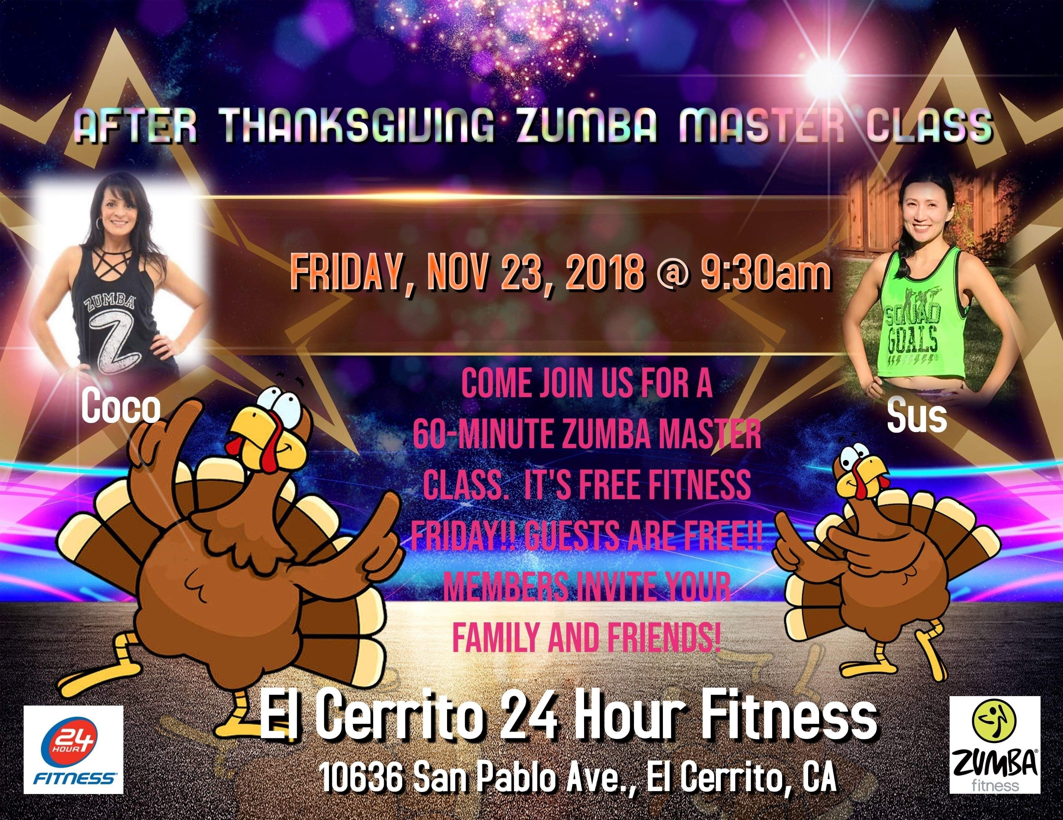 Zumba - Ditch the Workout, Join the Party