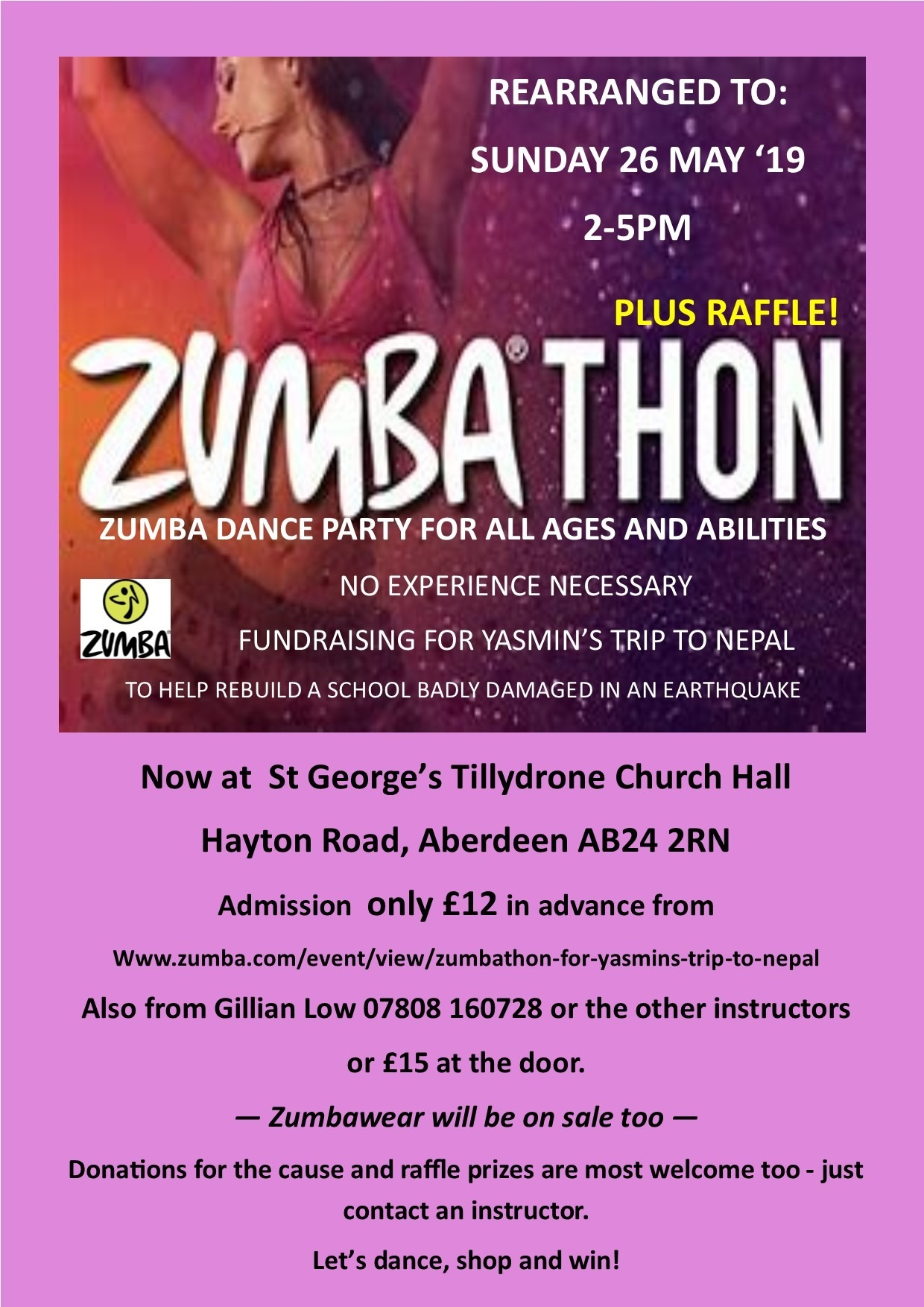 0ddfadc15 Zumba - Ditch the Workout, Join the Party