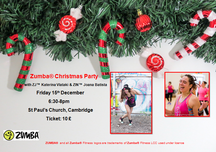 Zumba Christmas Images.Zumba Ditch The Workout Join The Party