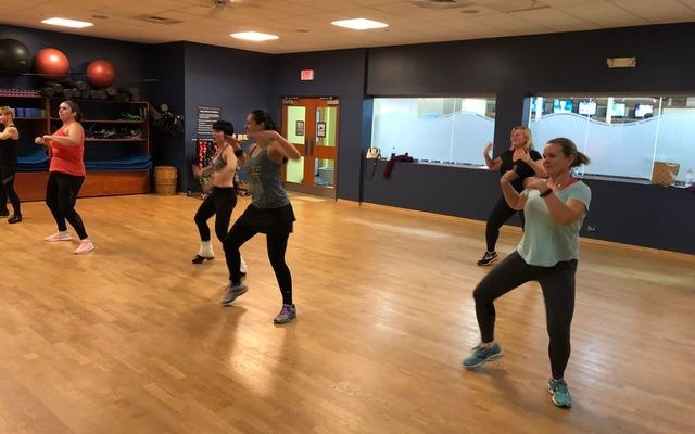 soca aerobics baltimore